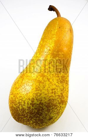 the Abate Fetel a typical Italian sweet pear poster