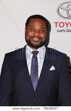 LOS ANGELES - NOV 19:  Malcolm Jamal Warner at the Ebony Power 100 Gala at the Avalon on November 19, 2014 in Los Angeles, CA