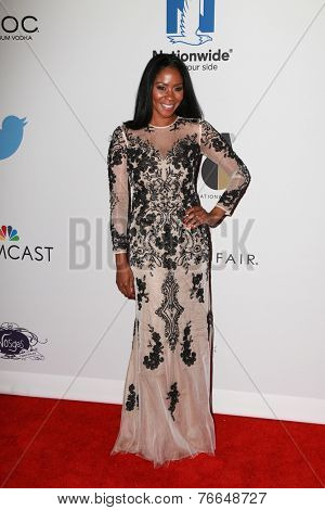 LOS ANGELES - NOV 19:  Erica Pittman at the Ebony Power 100 Gala at the Avalon on November 19, 2014 in Los Angeles, CA