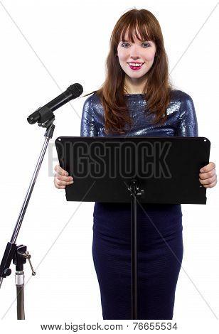 Public Speaking Female