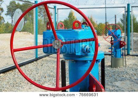 Gas control valve