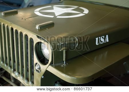 Old Willys Jp Car