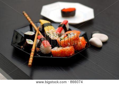 Japanese food -sushi