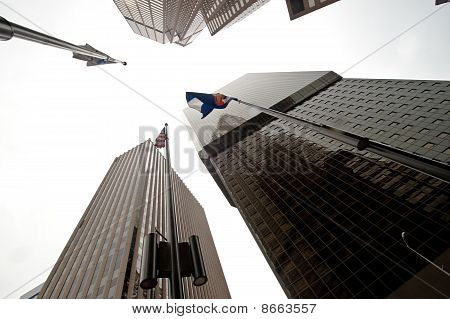 The Meeting of The Skyscrappers
