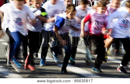 Cross Runners