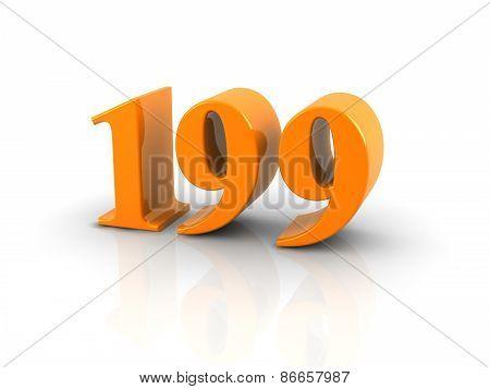 Number 199