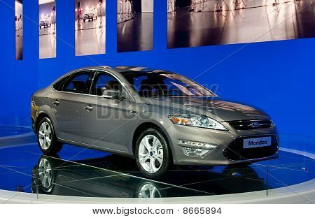 Ford Mondeo - world premiere