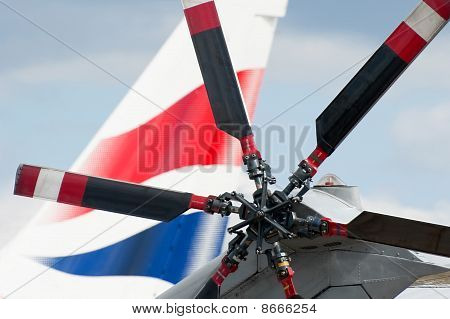 Helicopter Blades