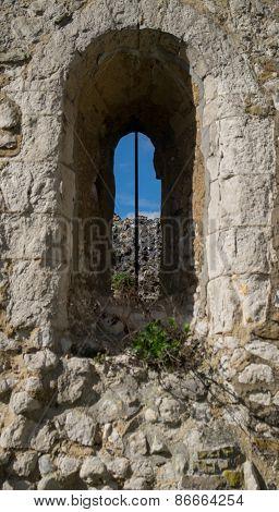 Window Guildford Castle