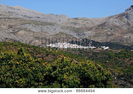 White village, Cartajima.
