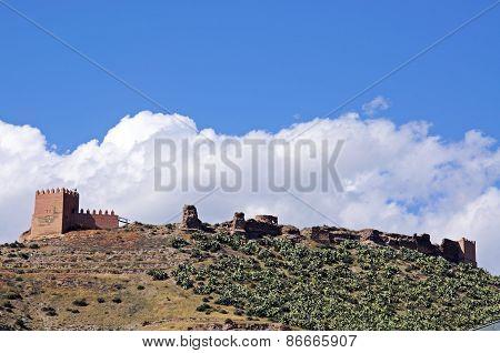 Tabernas castle.