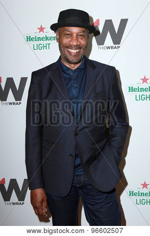 LOS ANGELES - JUN 11:  Joe Morton at the TheWrap's 2nd Annual Emmy Party at the London Hotel on June 11, 2015 in West Hollywood, CA