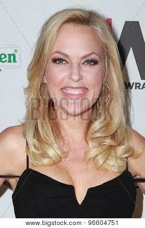 LOS ANGELES - JUN 11:  Elaine Hendrix at the TheWrap's 2nd Annual Emmy Party at the London Hotel on June 11, 2015 in West Hollywood, CA