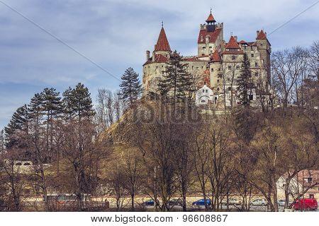 Dracula Castle, Bran, Romania