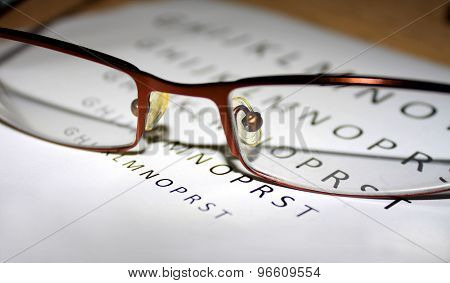 Problems With Vision When We Reading