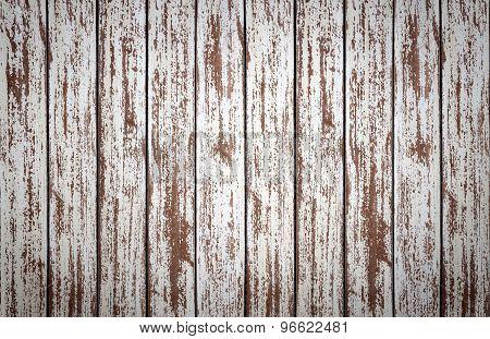 Grunge Wood Texture. Background Old Panels