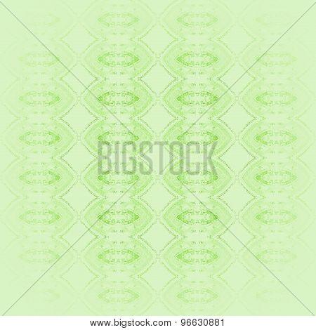 Seamless pattern light green