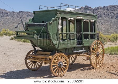 Western Stage Coach