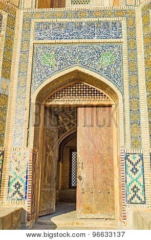 The Old Door