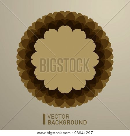 Flower Vector Floral Background beautiful, beauty, card, creative, decoration