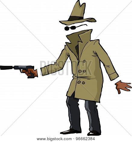 Invisible Spy