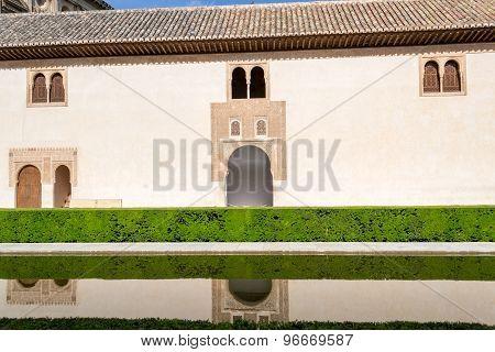 Reflected Entrance
