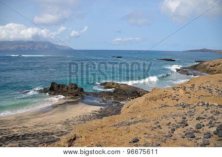 Beach On An Archipelago