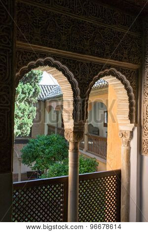 Window To The Gardens
