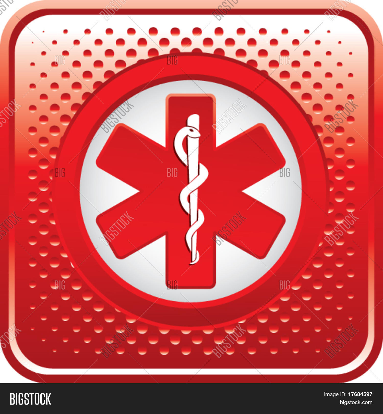 Caduceus Medical Vector Photo Free Trial Bigstock