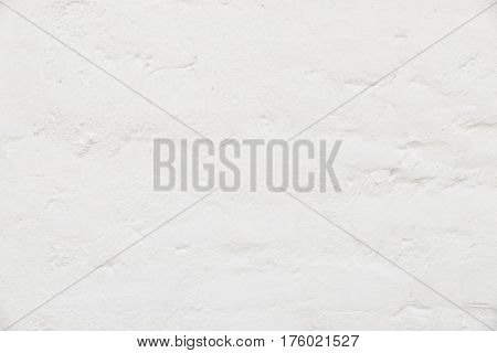 White wall texture and background