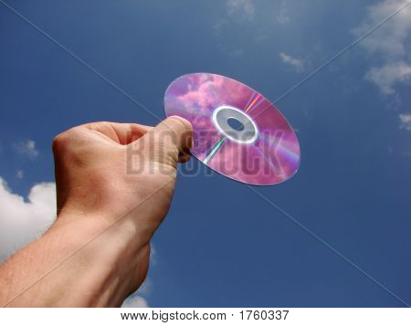 Disk In Hand