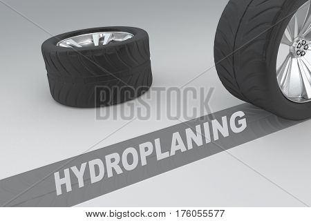 Hydroplaning Safety Concept