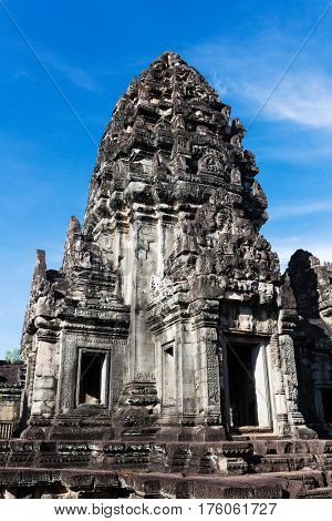 Banteay Srey temple, Angkor area, Siem Reap, Cambodia