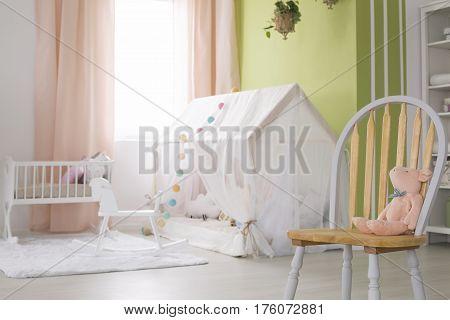 Chair In Nursery