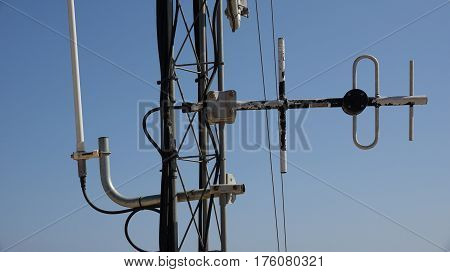 Telecom Or Broadcast Antennas Transmitters and Receivers