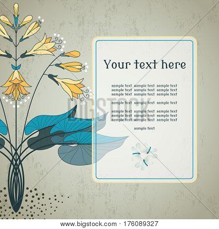 Vector Card