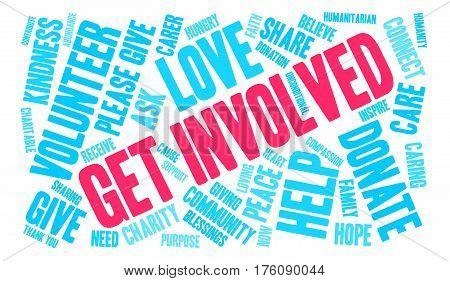 Get Involved Word Cloud.get Involved Word Cloud