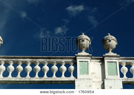 Banisters On The Roof