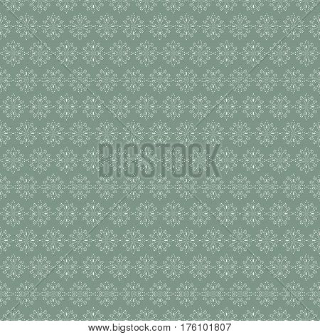 Seamless background for textile, manufacturing, wallpapers, print, wrap. Graphic vintage pattern Floral pattern