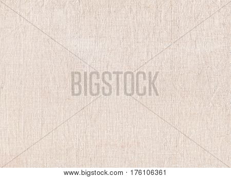 Texture canvas fabric background. Vintage  canvas with space for text