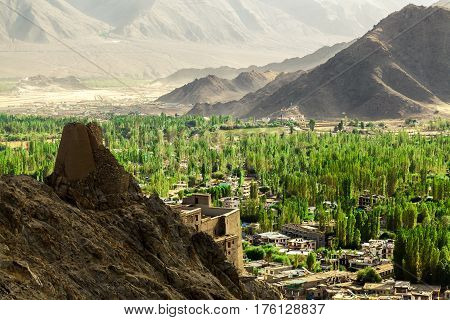 Leh Ladakh is very beutiful place here have a nice place and nice people