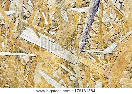 Wood chipboard texture pattern as a  background