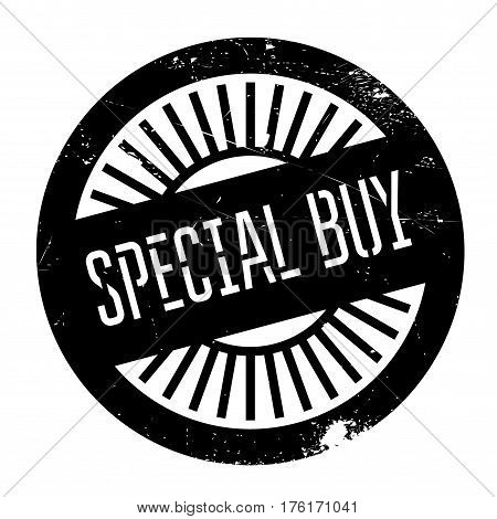 Special buy stamp. Grunge design with dust scratches. Effects can be easily removed for a clean, crisp look. Color is easily changed.