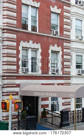 Dwight School Is An Independent College Preparatory School In Manhattan.