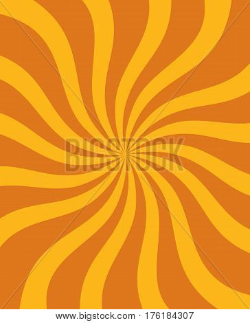 Swirly vortex background texture Vector illustration of curvy background design