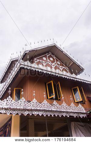 Chapel Shan Style , art religion asian