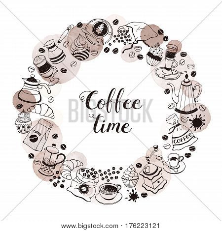 Coffee Time Poster