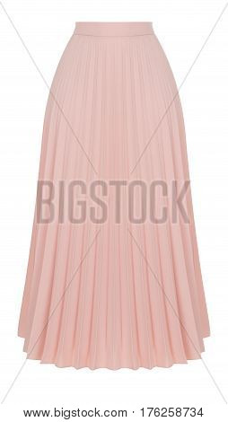 skirt, pink,  textile, flared, dressed, garment, styled, fashion
