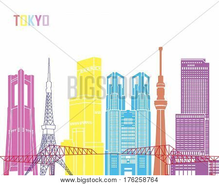 Tokyo V3 Skyline Pop