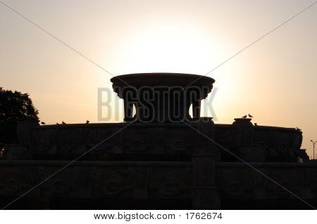 Sunrise Fountain